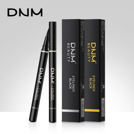 DNM 1 Pcs NEW Style Black Long-lasting Waterproof Eyeliner Liquid Eye Liner Pen Pencil Makeup Cosmetic Beauty Tool