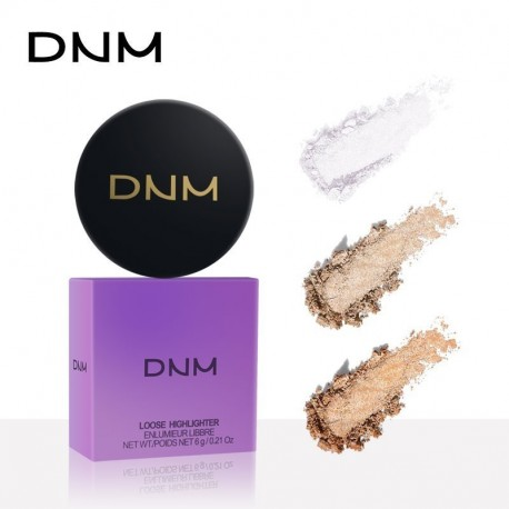 DNM new pearlescent powder powder make-up powder durable waterproof makeup powder oil control makeup foundation